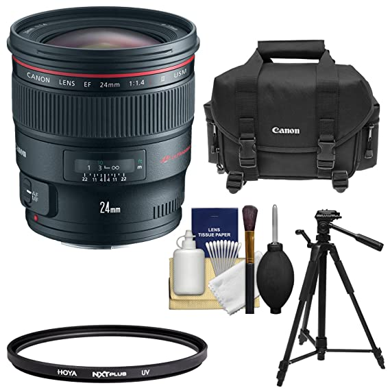 Review Canon EF 24mm f/1.4L