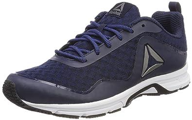 pretty nice d741c 274ab Reebok Triplehall 7.0, Chaussures de Running Compétition Homme, Bleu  (Collegiate Navy White