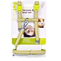 Petface Guinea Pig and Ferret Harness and Lead Set