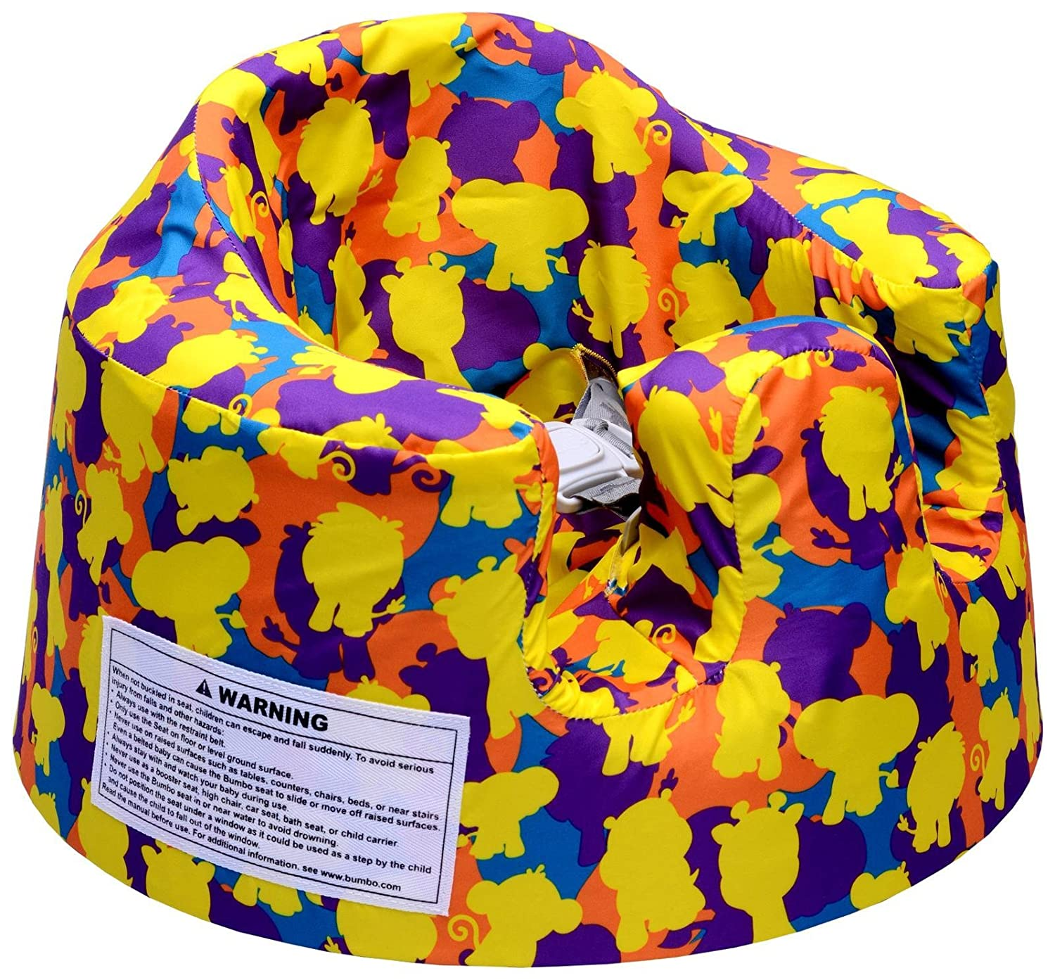 Bumbo B10083 Floor Seat Cover, Multi Color Camouflage