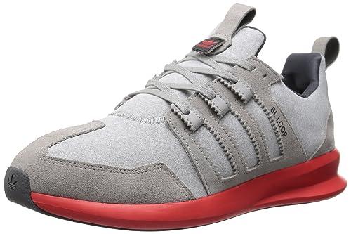 adidas Originals SL Loop Runner W Lace Up Schuhe, Solid Grau