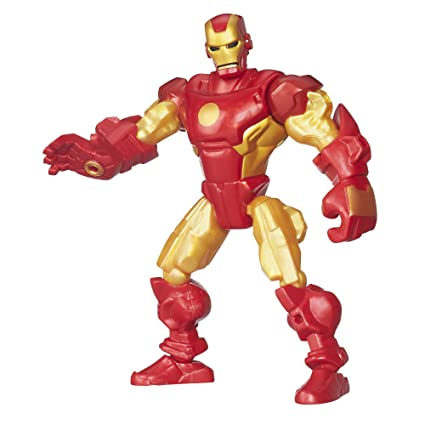 Image Unavailable. Image not available for. Color  Avengers Super Hero  Mashers Golden Armor Iron Man ... 3cceaa17f1
