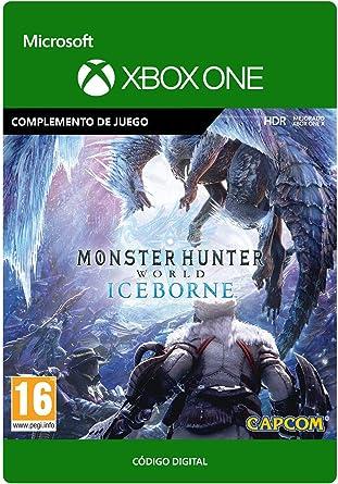 Monster Hunter World: Iceborne | Xbox One - Código de descarga ...