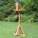 Heavy Duty Made In Great Britain Bird Table - Euro Wood NOT Cheap Chinese Fur