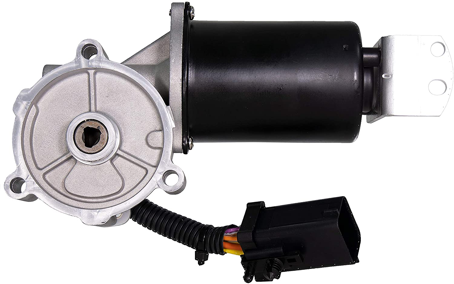 Replaces 4L3Z7G360BA, 5L3Z-7G360-A, 8L3Z7G360-A APDTY 711022 Transfer Case Shift Motor Fits 2004-2008 Ford F150 or Lincoln Mark LT 4-Wheel Drive 4WD Pickup Truck