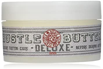 Hustle Butter Deluxe – Best lotion for tattoos to get moisturized and lubricated condition