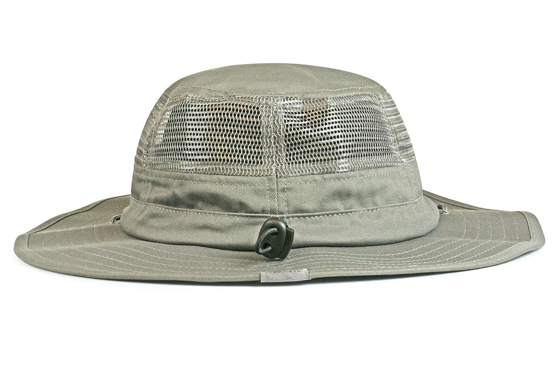 37d89b09fbdf8 Amazon.com   Cowbucker NCAA Tennessee Volunteers Unisex boon001NCAA Mesh Boonie  Hat W Adjustable Chinstrap