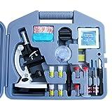 Balance Living Microscope Set (120X - 1200X) + Storage Case