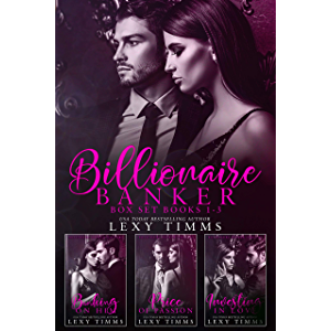 Billionaire Banker Box Set Books #1-3 (Billionaire Banker Series)