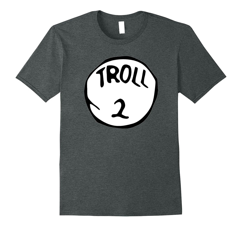 Troll 2 Trick or Treat Halloween Trolls Costume T-Shirt-Art