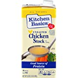 Kitchen Basics No Salt Chicken Stock, 32 oz