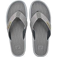COFACE Chanclas Hombre Sandalias de dedo Planas Goma Flip Flops Playa Piscina Verano Zapatos de Playa Antideslizante…