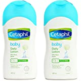 Cetaphil Baby Daily Lotion, 400ml (Pack of 2)