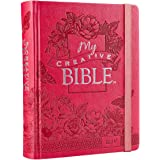My Creative Bible KJV: Pink Hardcover Bible for Creative Journaling