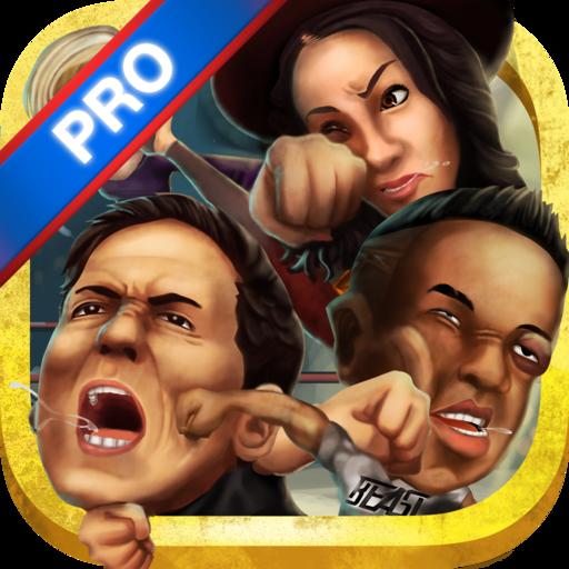 Celebrity Street Fight PRO (ò_ó) - Battle Against Your Favorite Celebrities On - Celebrity Favorites