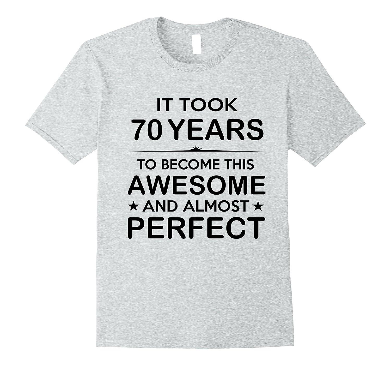 Seventy 70 Year Old -70th Birthday Gift Ideas Her Him-PL