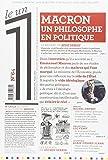 Le 1 - n°64 - Macron un philosophe en politique