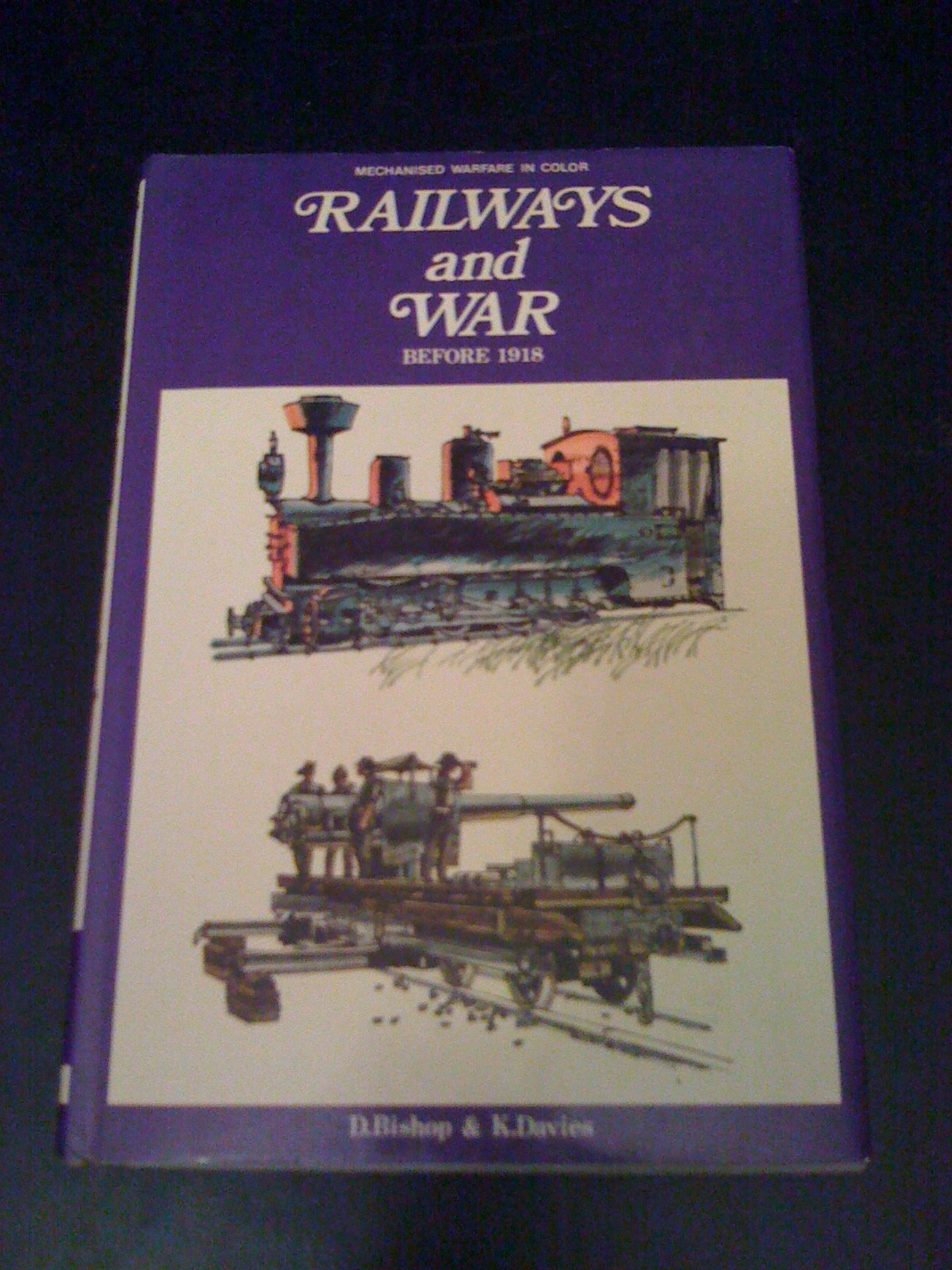 Railways and war before 1918,