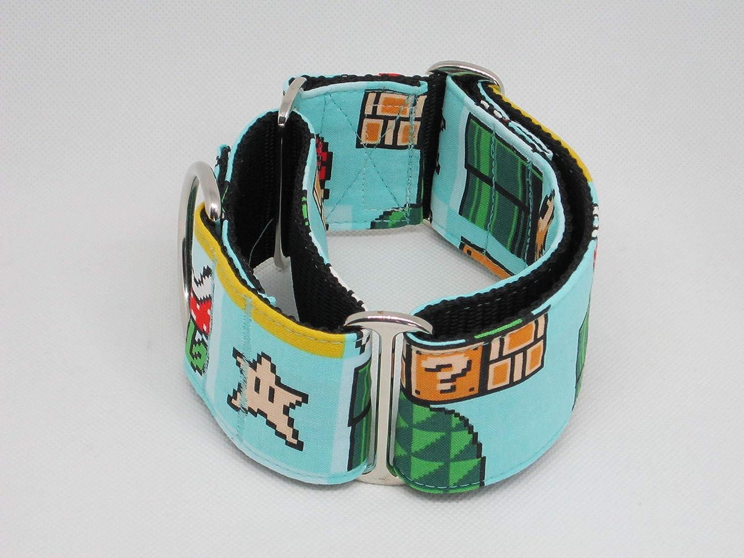 T y N Complementos Collar Martingale Anti Escape para Galgo de 50 ...