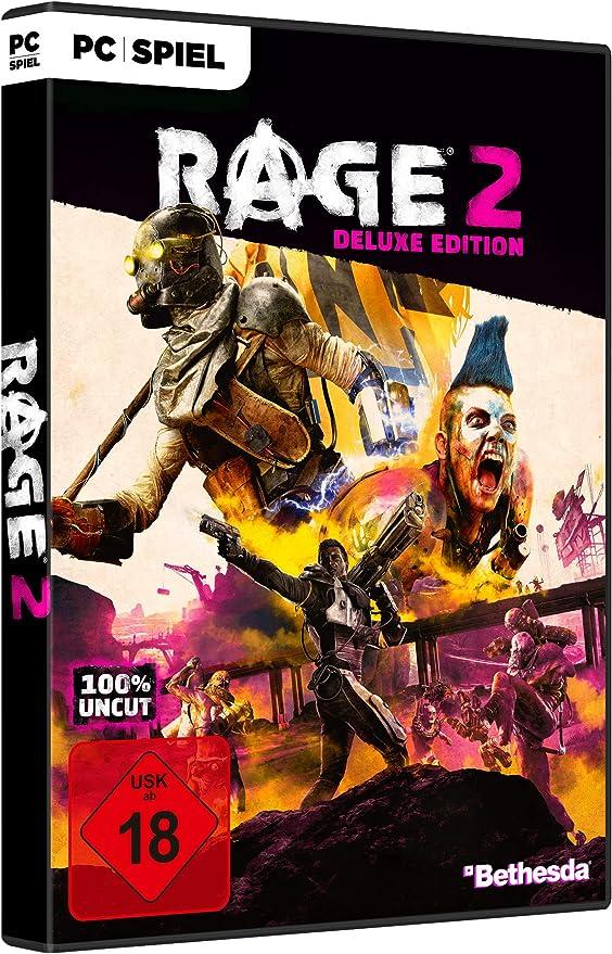 Rage 2 Deluxe Edition [PC ] [Importación alemana]: Amazon.es ...
