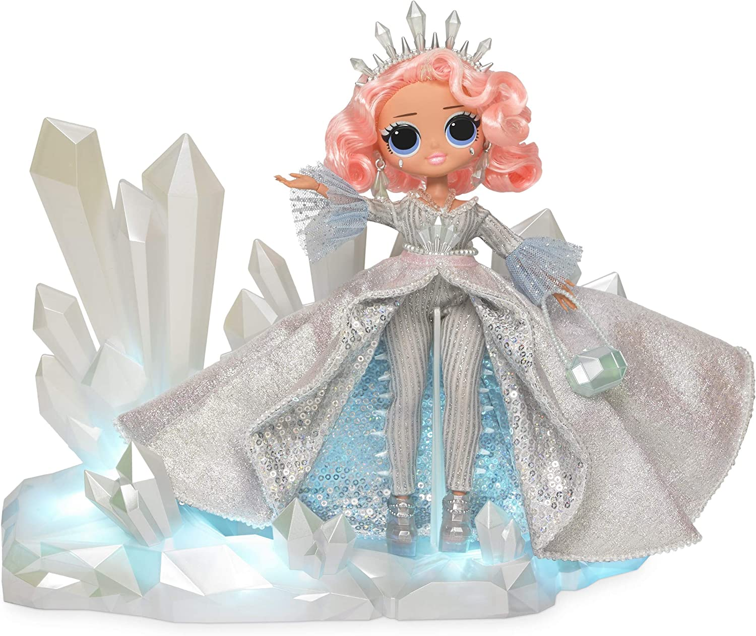 Lol Surprise Omg Crystal Star 2019 Collector Edition Fashion Doll