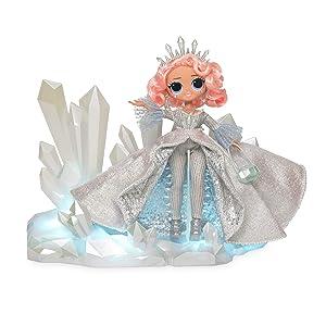L.O.L. Surprise! O.M.G. Crystal Star 2019 Collector Edition Fashion Doll