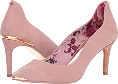 b5fa18914 Amazon.com  Ted Baker Women s Vyixyns Dark Pink 8 M US  Shoes