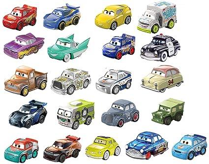 Amazon.com: Disney/Pixar Cars - Carros, Multicolor: Toys & Games