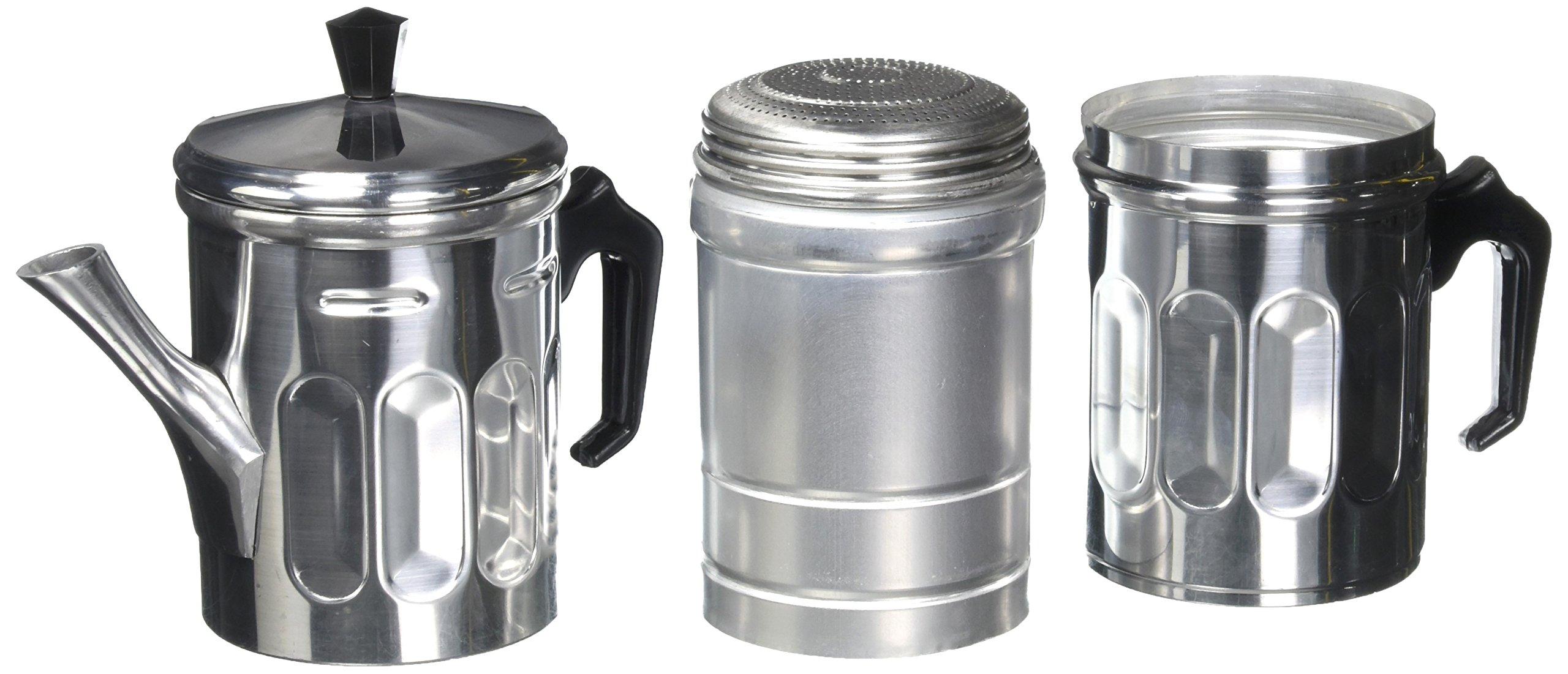 ILSA 30-6 30-6 combination-coffee-espresso-machines, Aluminum by Ilsa