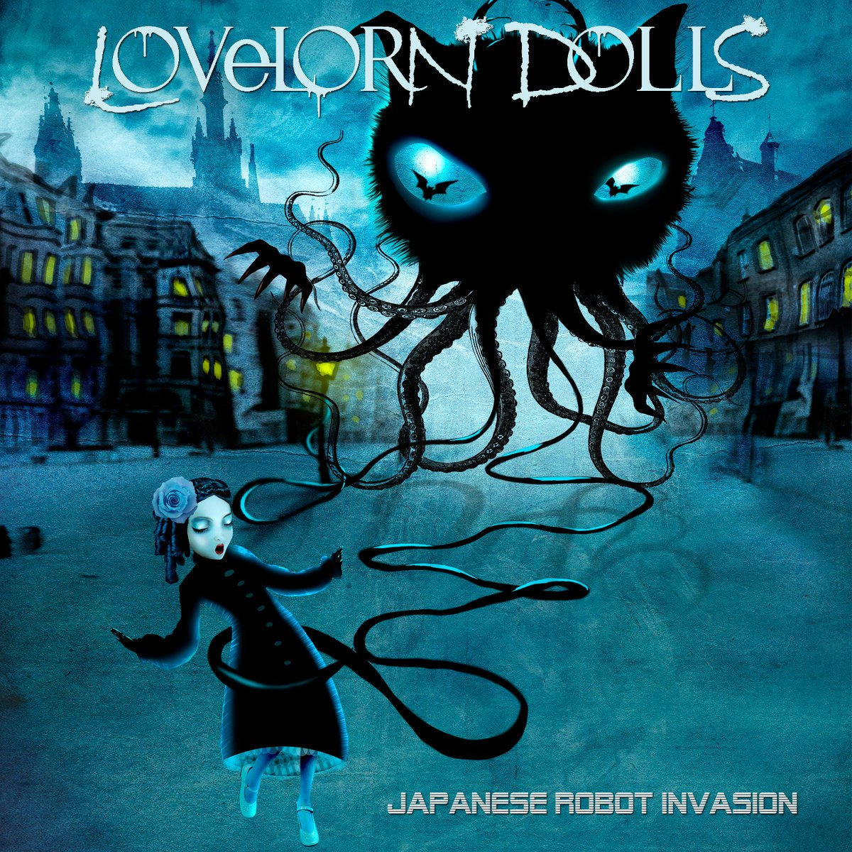 CD : Lovelorn Dolls - Japanese Robot Invasion (CD)