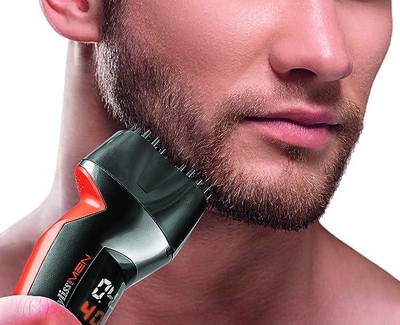 BaByliss Le Beard Designer SH510E - Barbero, cuchillas con ...