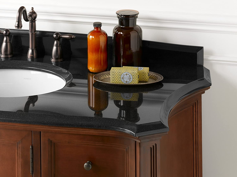 Ronbow 309137 8 Ab Chardonnay Granite Vanity Top 37 X 22