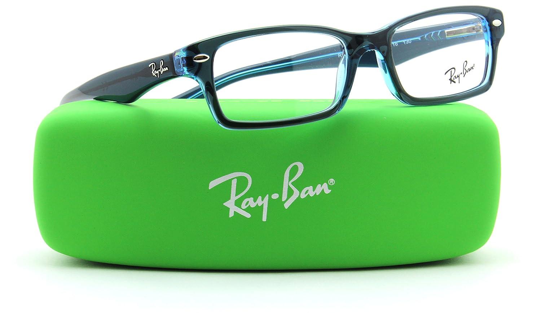 Ray-Ban RY1530 JUNIOR Square Prescription Eyeglasses RX - able 3667, 48mm