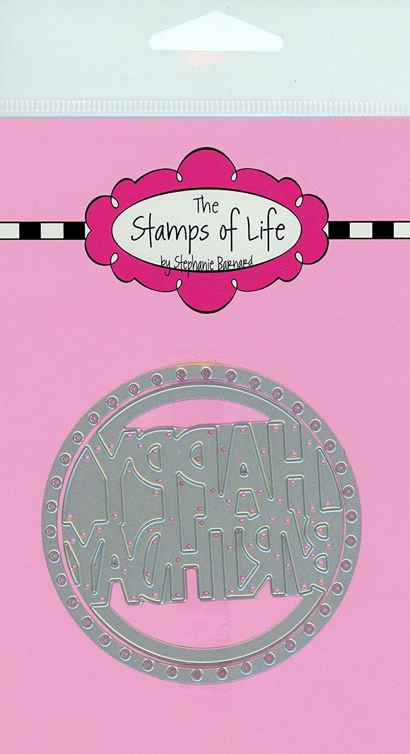 Amazon.com: Happy Birthday Die Cuts for Card-Making and