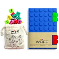 Kristin's Gifts WAFF Combo, Medium, Blue