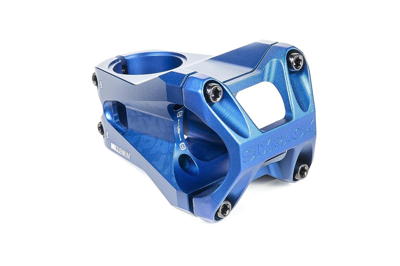 Sixpack-Racing Millenium-35 Vorbau Blau 35 mm SIXP7 #Sixpack-Racing 191533