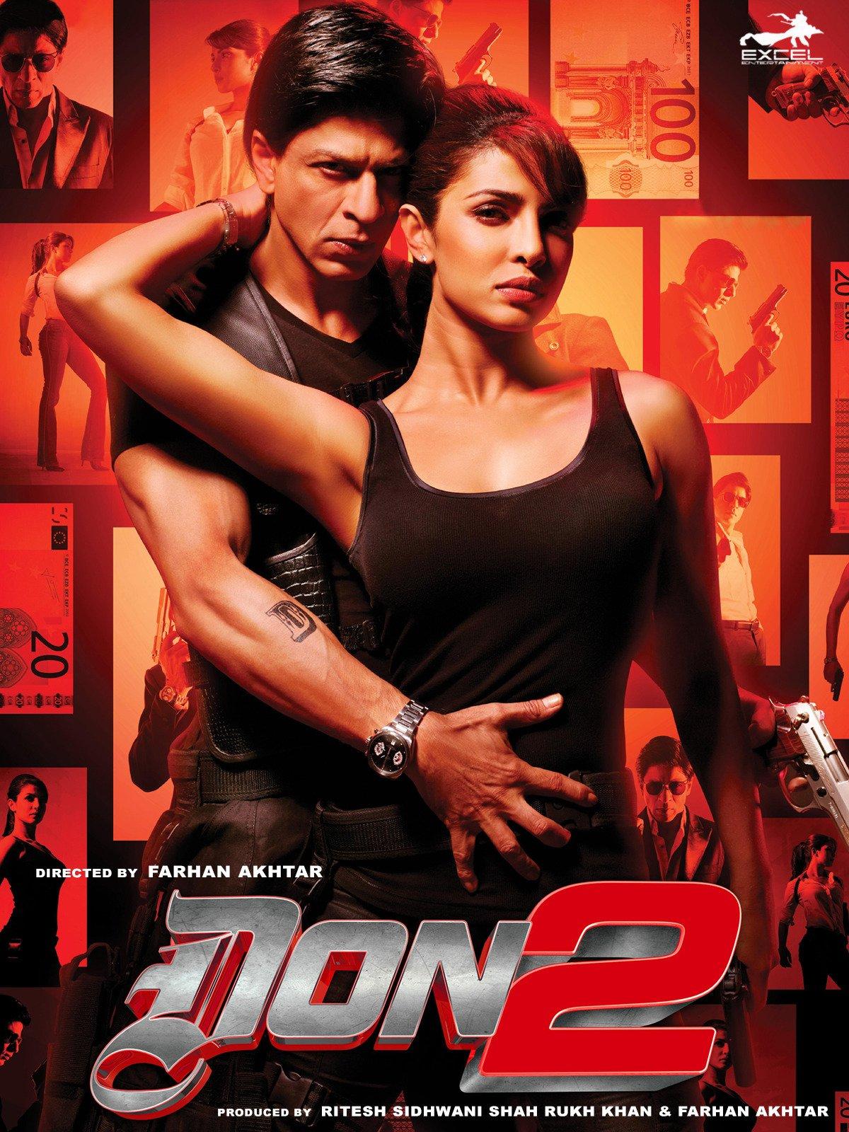 Don 2 (2011) – BD25 Bluray – DTS Hindi DD5.1  – DusIcTv | G- Drive | 21 GB |