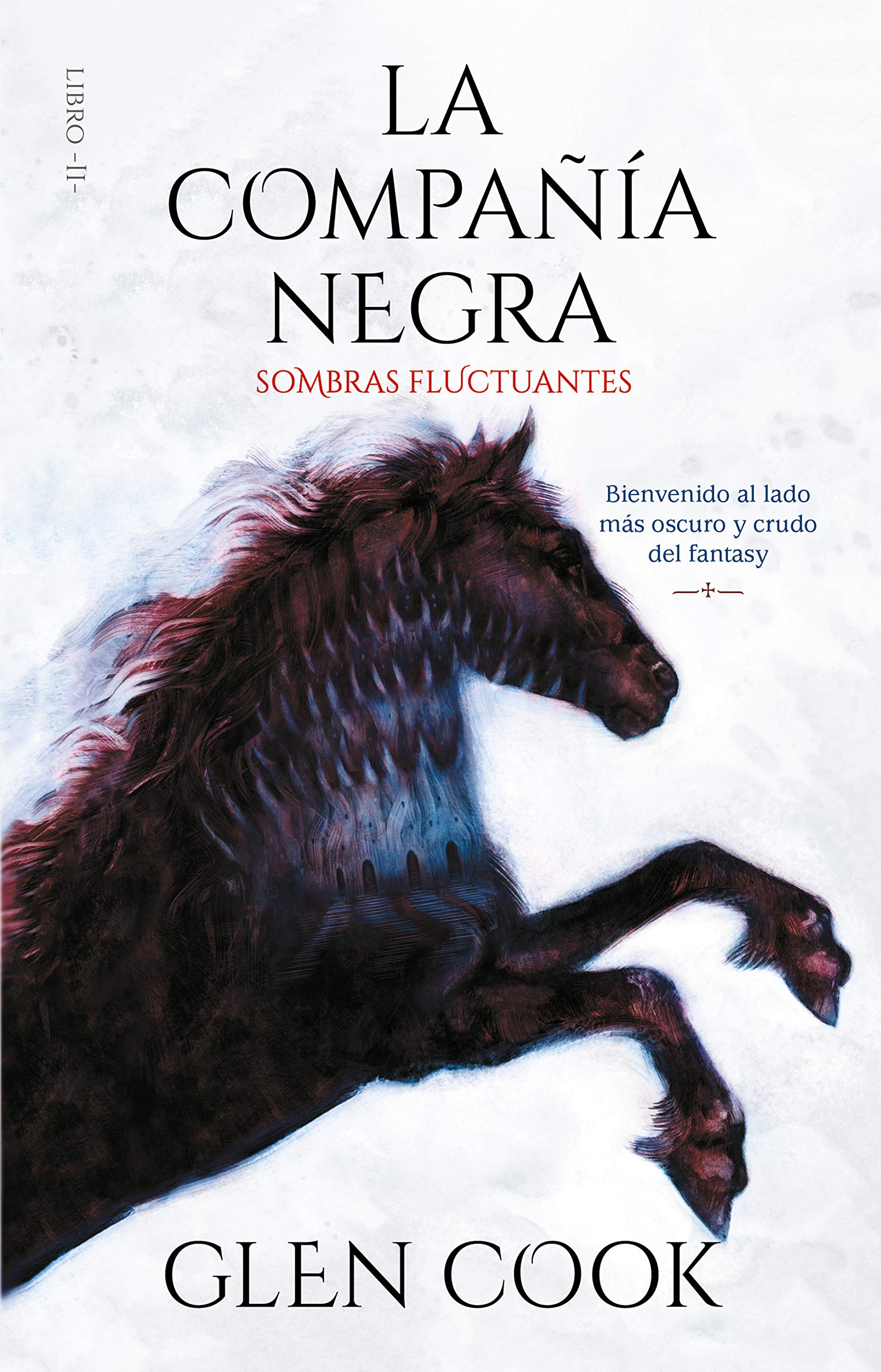 La Compañía Negra 2: Sombras Fluctuantes / Chronicles of the Black Company 2: Shadow Linger La compañía negra / The Black Company: Amazon.es: Cook, Gleen: Libros