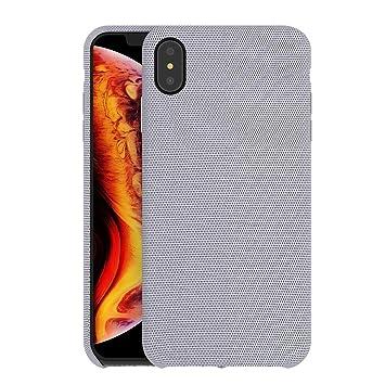 coque iphone xs max tissu