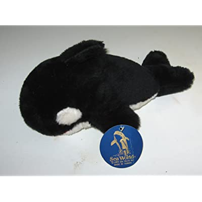 """Shamu Whale Plush Toy 10"""" Collectible: Office Products"""