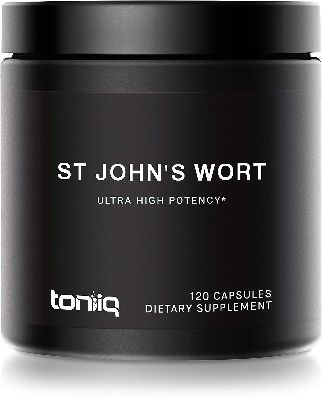 st john wort side effects pierdere în greutate