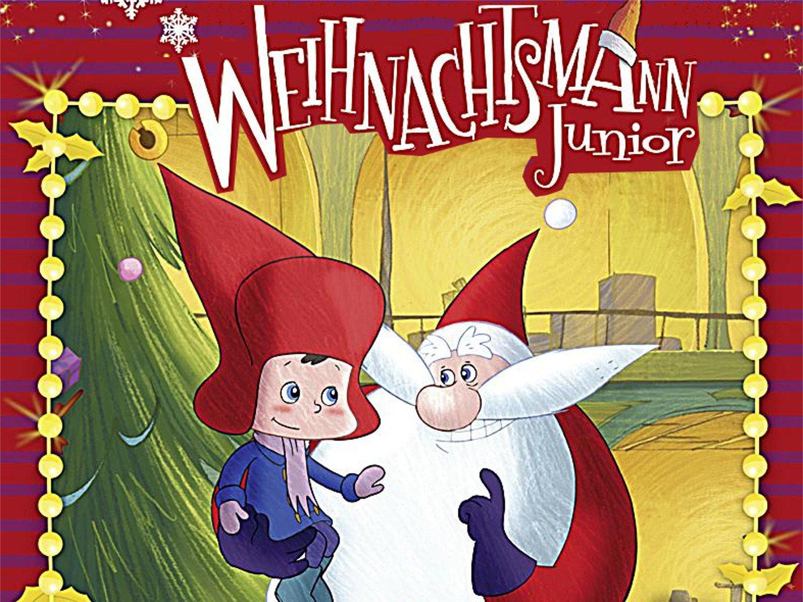 Amazon.de: Weihnachtsmann Junior ansehen | Prime Video