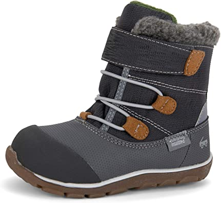 Baker Waterproof Insulated Boots for Kids See Kai Run