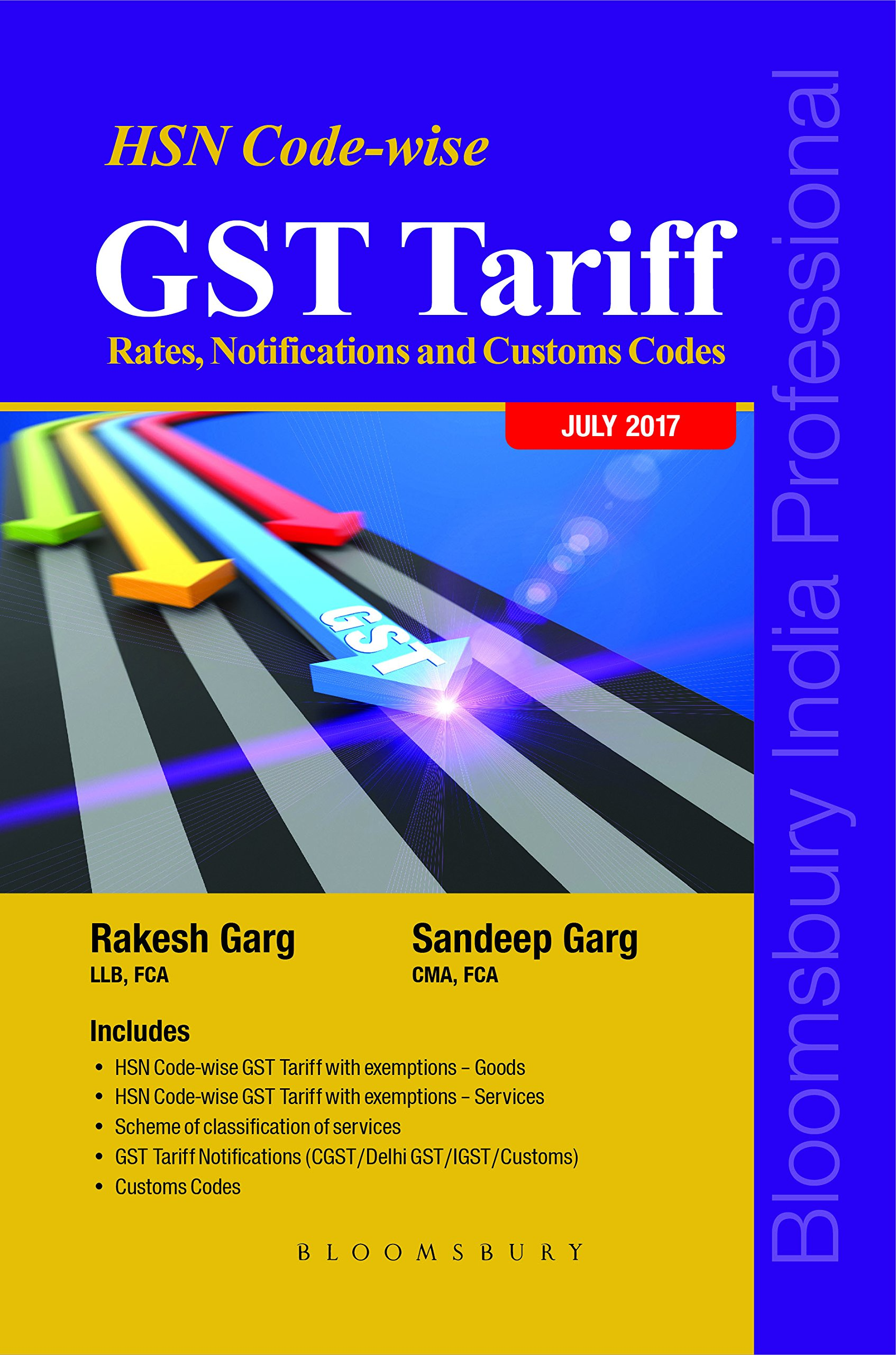 Hsn Code Wise Gst Tariff Rates Notifications And Customs Codes