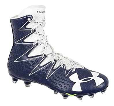 127de82c118f Image Unavailable. Image not available for. Color: Under Armour Men's UA  Highlight Football Cleats 9 M US Midnight Navy Blue
