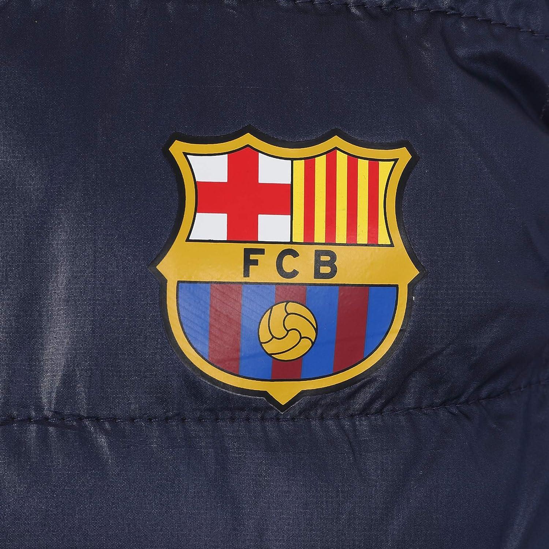 FC Barcelona Official Soccer Gift Boys Padded Body Warmer Gilet