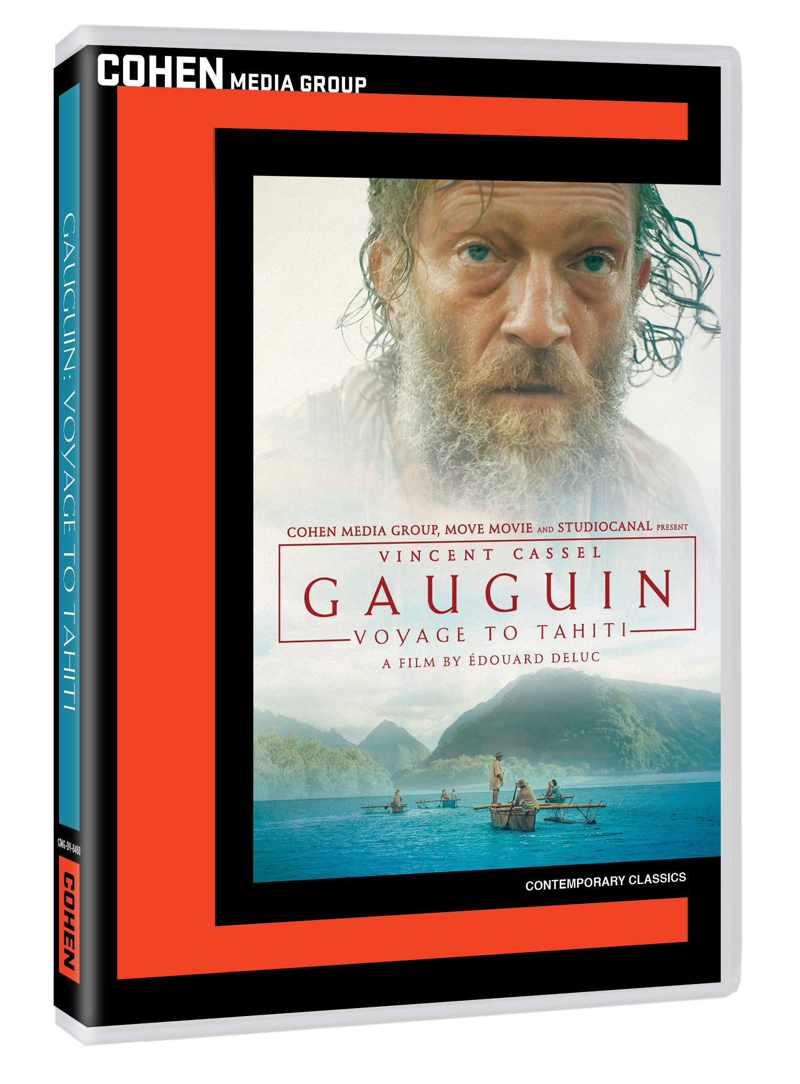 DVD : Gauguin: Voyage To Tahiti (Widescreen, Dolby, AC-3, Subtitled)