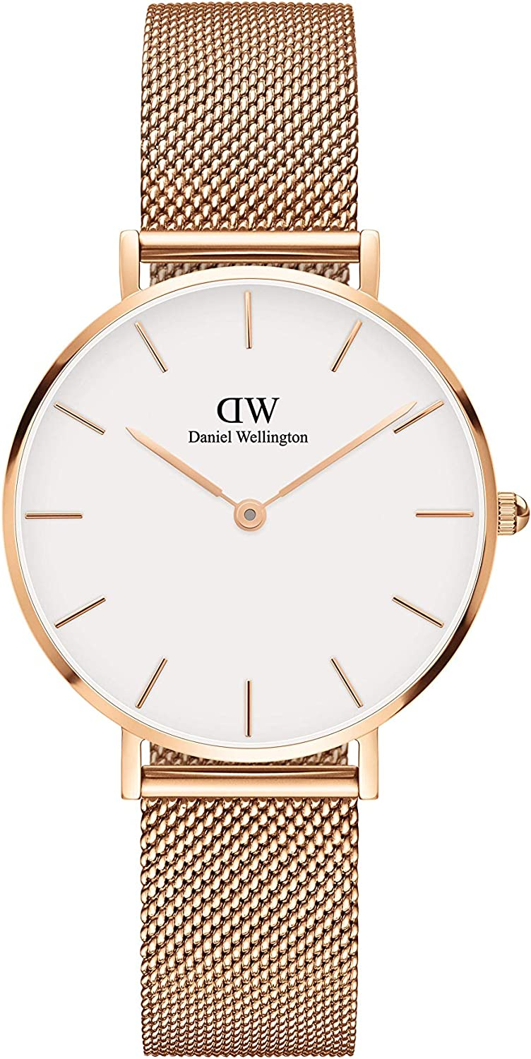 Daniel Wellington Classic Petite Melrose in Rosegold 32mm
