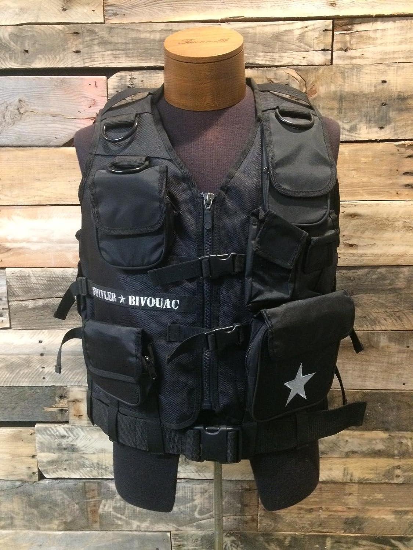 Swivler Bivouac vest- bivouac-body-pack B078T3P1K1  Large