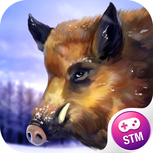 Winter Forest Hunt 3D - Snowy Chase Free
